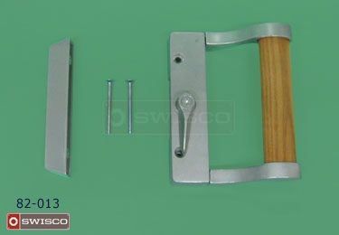 82-013 sliding door replacement handle set.