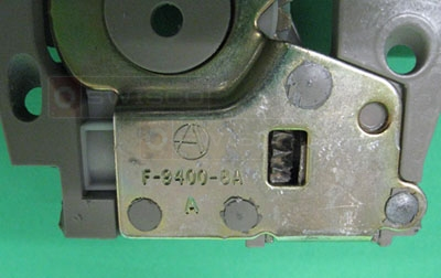 Andersen Crank Operator With Stamps 3 A C 9400 1b And F