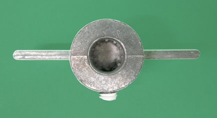 image of the inside of the Pella crank handle 39-227B