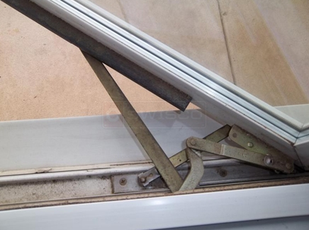 User photo of their Thermal Gard glide rail.