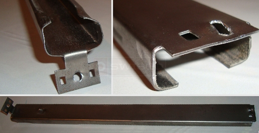 Bedroom Drawer Wood Center Railguide Replacements Swisco Com