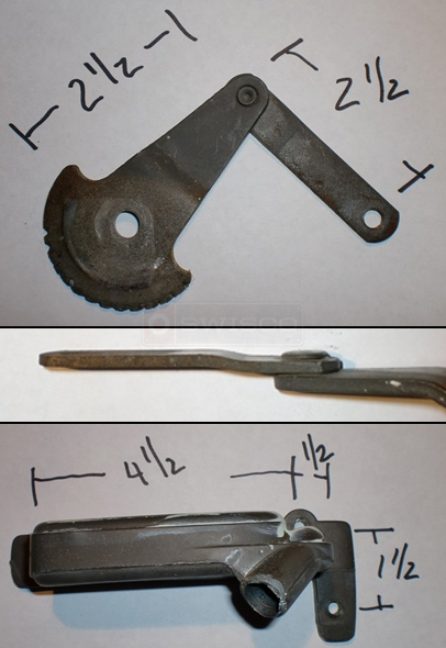 Use submitted photos of crank mechanism.