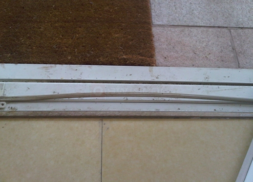 User uploaded photo of weatherseal