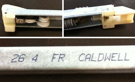 User submitted photos of their 26 4 FR Caldwell channel balance.