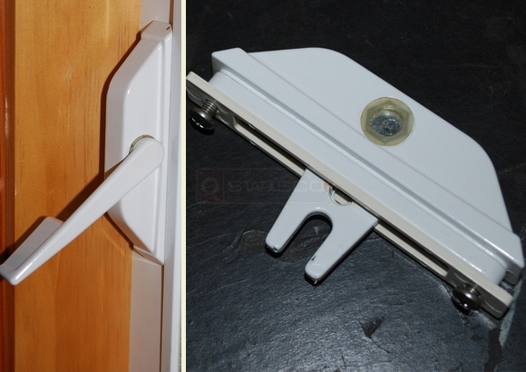 user submitted photo of window casement lock for 60 x 30 window