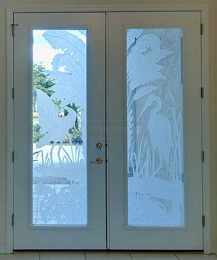 User submitted photo of double front door.