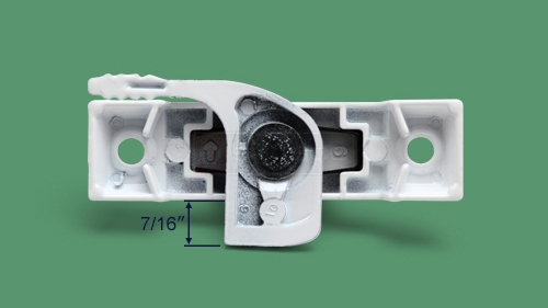 90-009 Window Lock Underside View