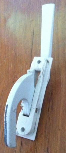 A customer submitted photo of a lock.