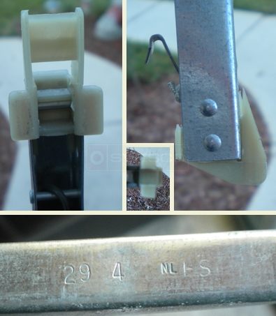 User submitted photos of channel balance stamp and attachment.