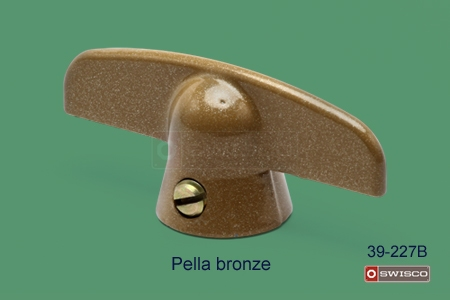 A SWISCO alternate image of the 39-227B in pella bronze.