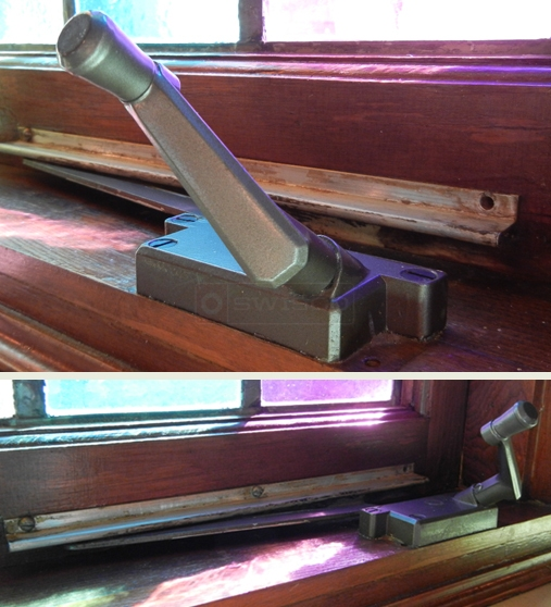 User submitted pictures of Getty PA crank handles.