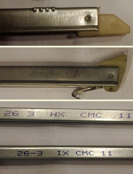 User submitted picture of channel balance 26 3 HX CMC 11 balance.