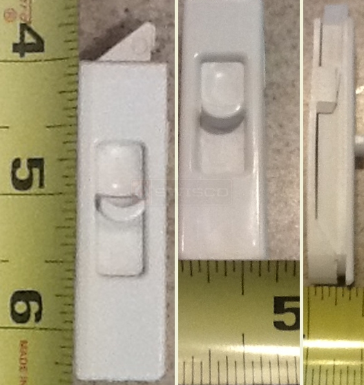 A user submited photo of window tilt latches