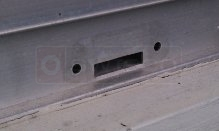 A user submited photo of window weep hole cover