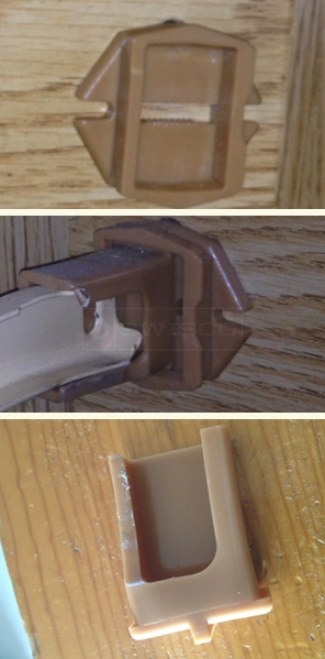 User submitted picture of drawer socket for kitchen.