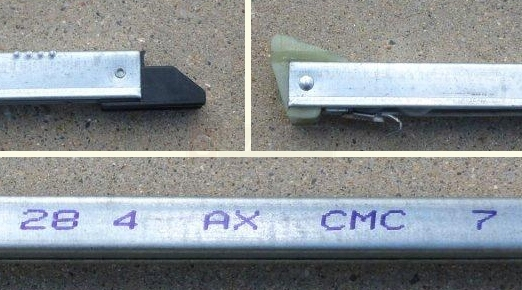 User submitted picture of channel balance attachments and stamp 28 4 AX CMC 7.