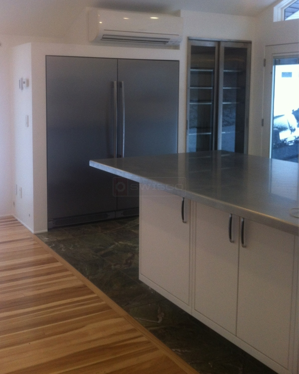 User submitted photos kitchen cabinets.