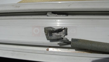 User submitted photo of their Brockway window part.