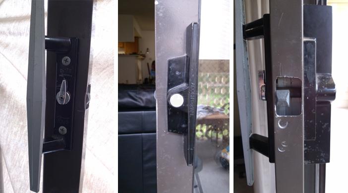 Acorn Dorwal Sliding Glass Door Handle Lock No Longer