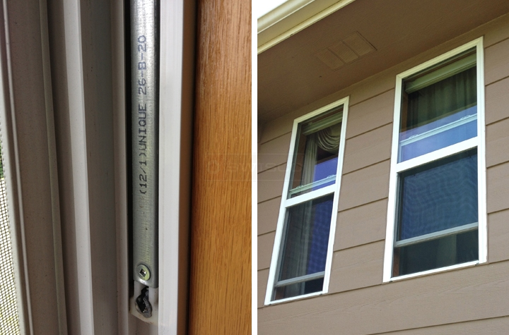 User submitted photos of window hardware