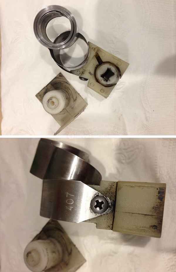 User submitted photos of a coil balance.