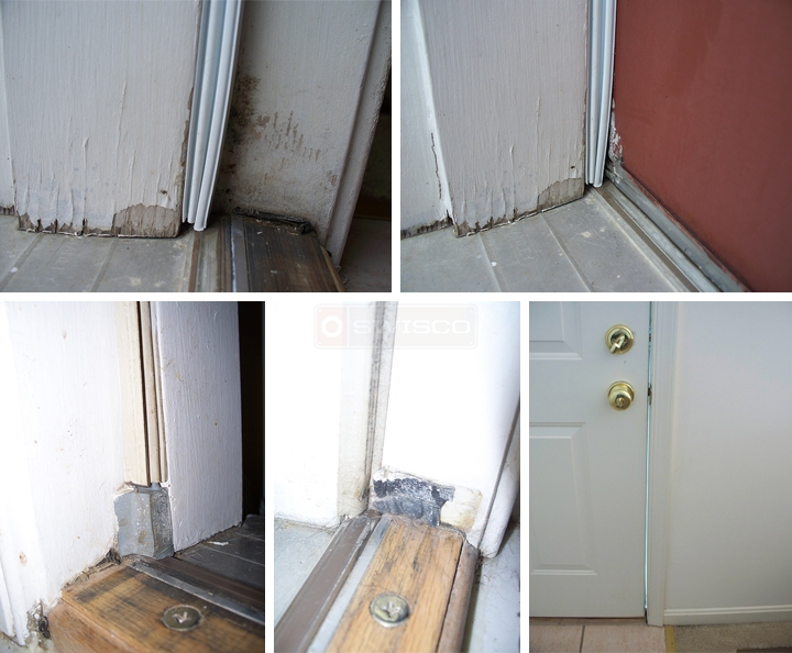 Weather Stripping For A Stanley Metal Door