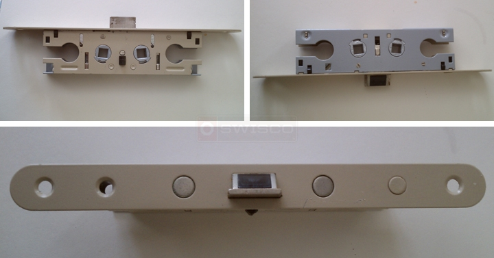 Pella Storm Door Mortise Lock : SWISCO com