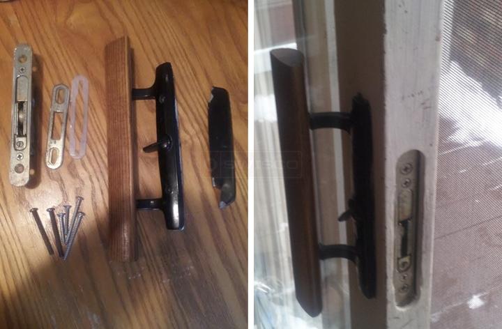 Sliding Glass Door Handle Sash Controls Inc Ferndale 20