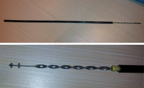 User submitted photos of a spiral balance.