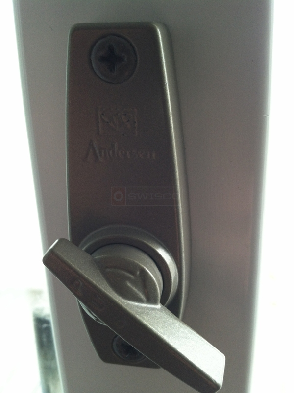 User submitted a photo of a patio door lock.