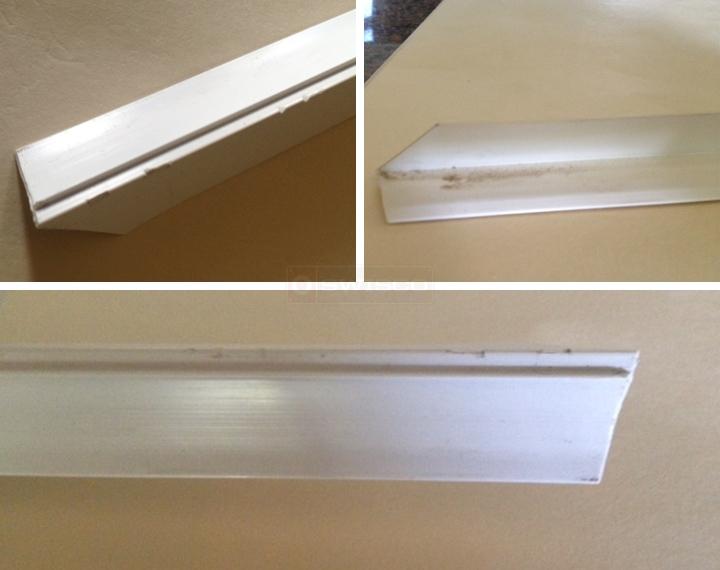 Alenco Series 1100 Vinyl Window Glazing Strips Swisco Com