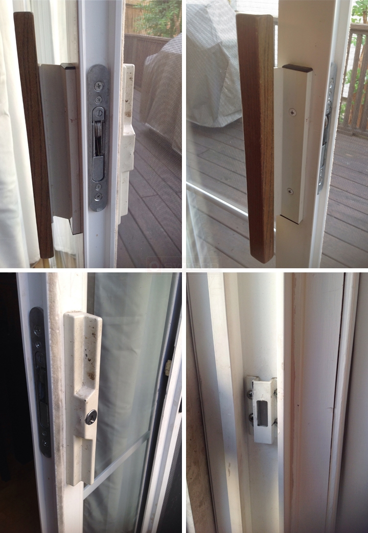 Need Keyed Lock Handle For Phillips Series 870 Sliding