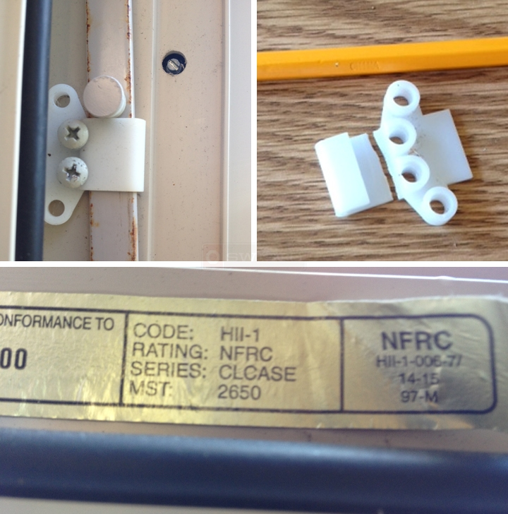 User submitted photos of a tie bar guide.
