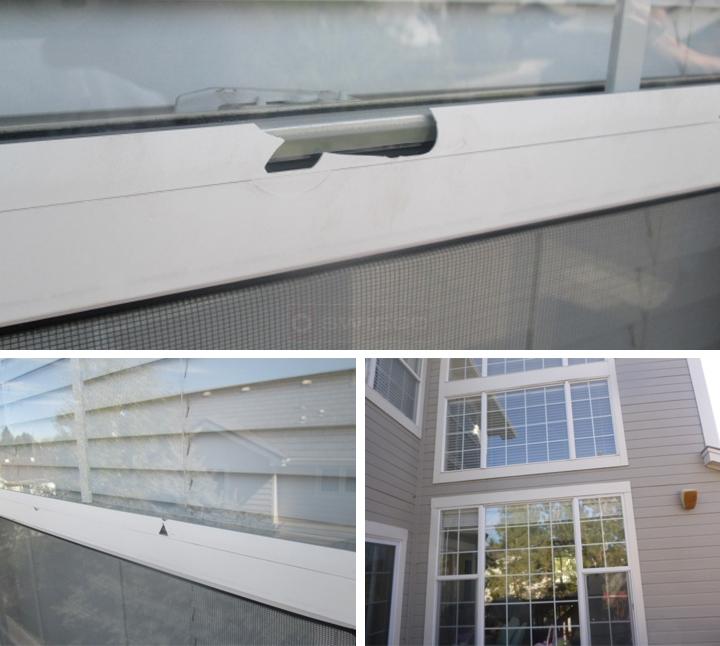 Snap In Plastic Window Glazing : Vinyl window bead swisco