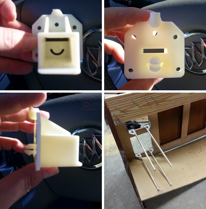 User submitted photos of a drawer socket.
