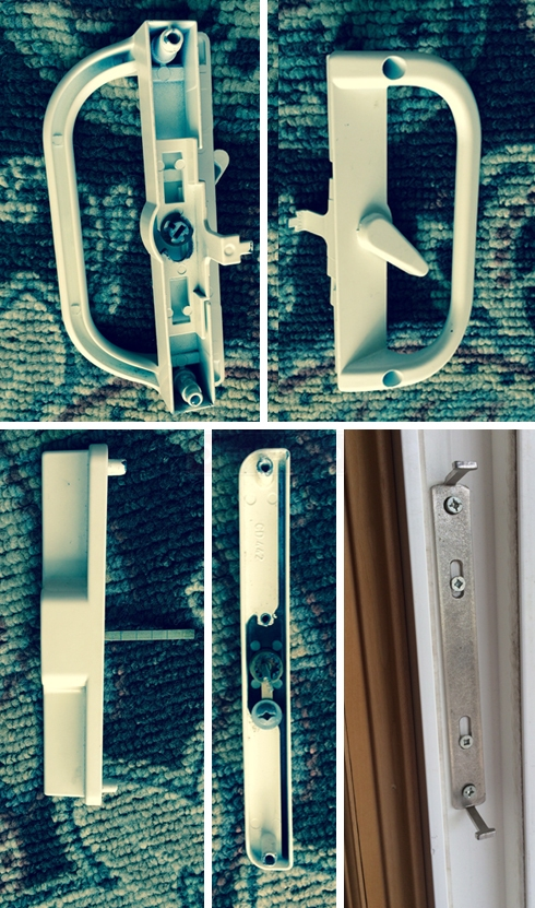 Replacement Handle For Sliding Glass Door On A Houseboat Swisco