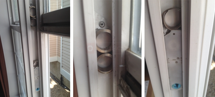 User submitted photos of a coil window balance.