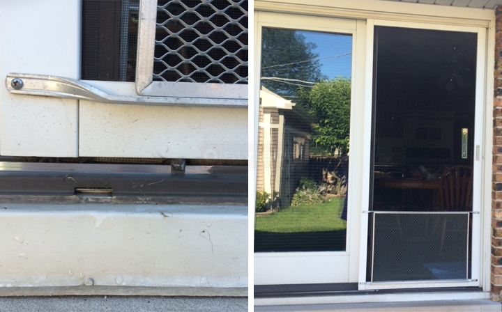 Pella Screen Door Glides