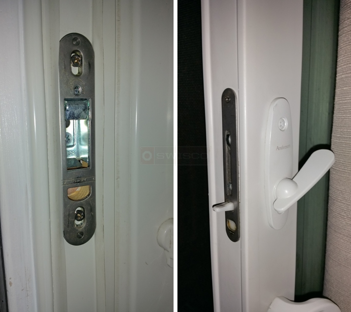 Andersen Keyed Patio Door Locks Sliding Door Designs