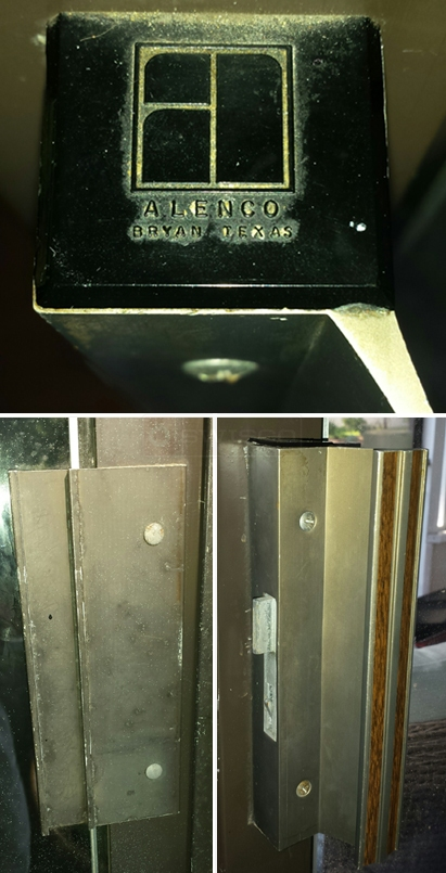 User submitted photo of their door handle.