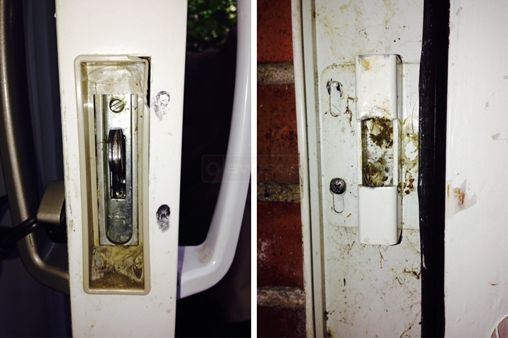 User submitted photos of a mortise lock & keeper.