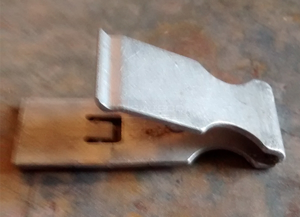 User submitted a photo of a slide latch.