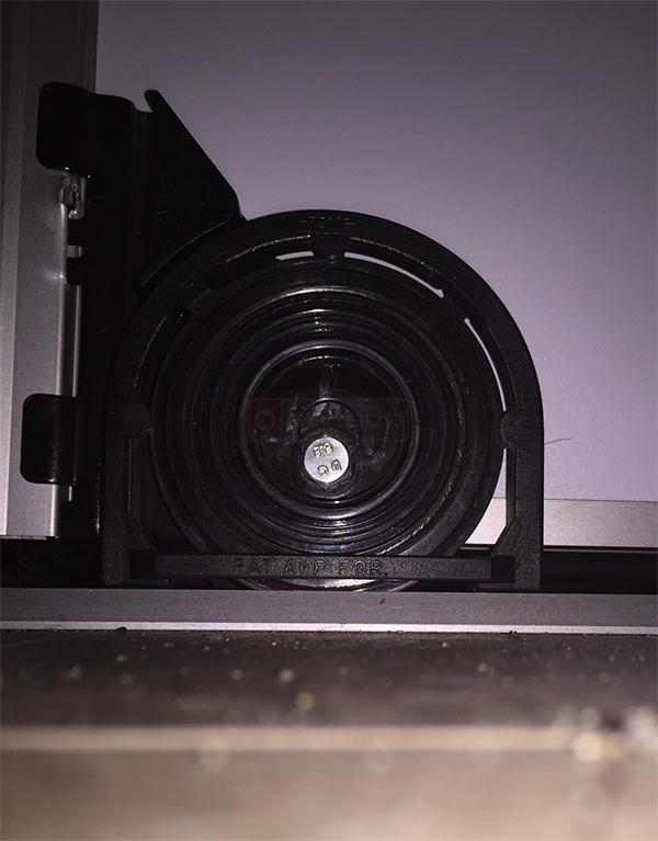 Replace Closet Door Roller Stanley 2012x Ir Swisco