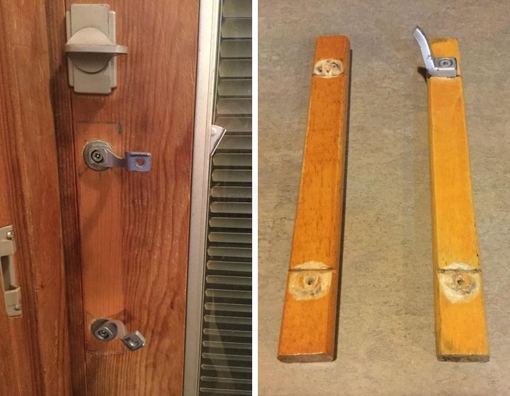 Replacement Sliding Glass Door Handle For Pella Door