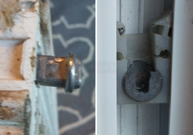 User submitted image of their window hardware.
