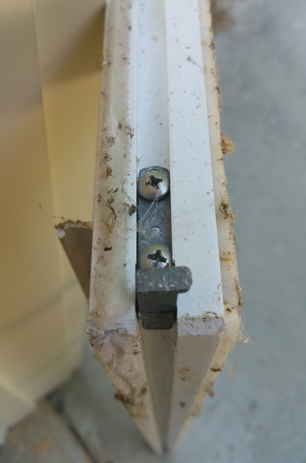 User submitted a photo of a pivot bar.