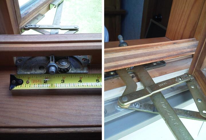 Crestline Casement Window Crank Replacement Swisco Com