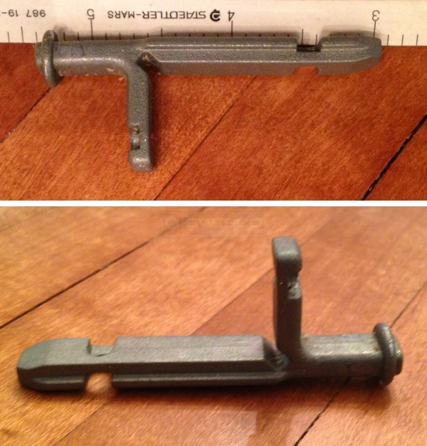 User submitted photos of a pivot bar.