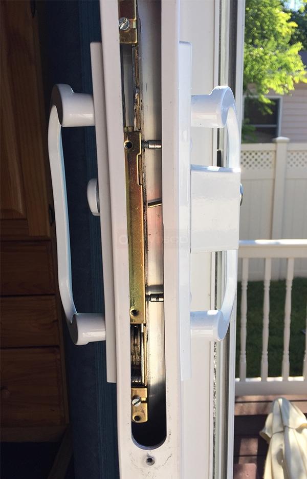 Locking Mechanism On Sliding Glass Doors