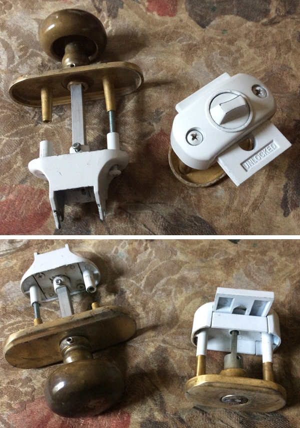 Door Knob And Lock For Storm Door Need Replaced Swisco Com